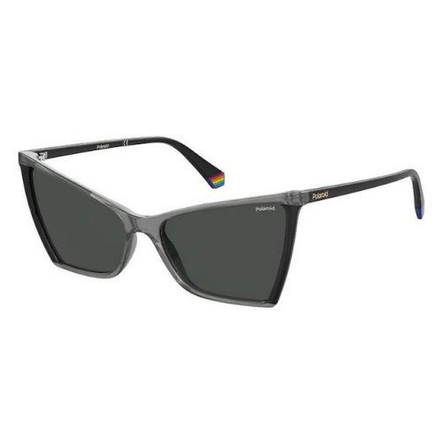 Ochelari de soare Polaroid Femeie Cat Eye PLD 6127/S 08A M9 BLACK