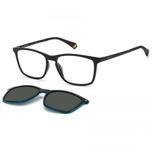 Ochelari de soare Polaroid Barbat Patrati PLD 6139/CS 807 BLACK  55 CLIP ON