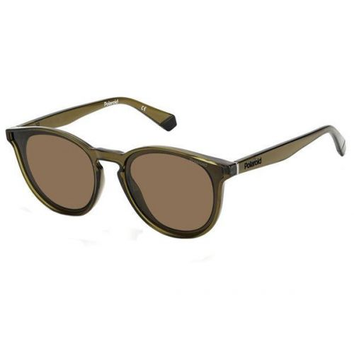 Ochelari de soare Polaroid Unisex Rotunzi PLD 6143/S 09Q SP BROWN