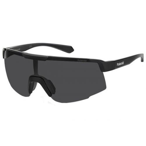 Ochelari de soare Polaroid Barbat Dreptunghiulari PLD 7035/S 003 M9 MATT BLACK