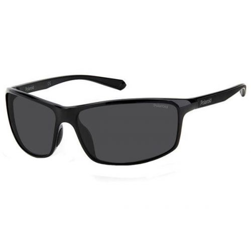 Ochelari de soare Polaroid Barbat Dreptunghiulari PLD 7036/S 807 M9 BLACK 63 SPORT