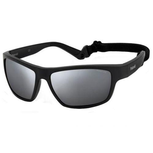 Ochelari de soare Polaroid Barbat Ovali PLD 7037/S 003 EX MATT BLACK