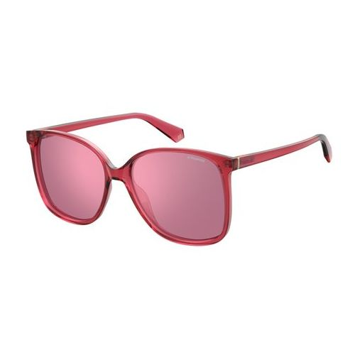 Ochelari de soare Polaroid Femeie Patrati PLD 6096/S 8CQ  A2 CHERRY RED