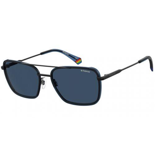 Ochelari de soare Polaroid Barbat Patrati PLD 6115/S PJPC3