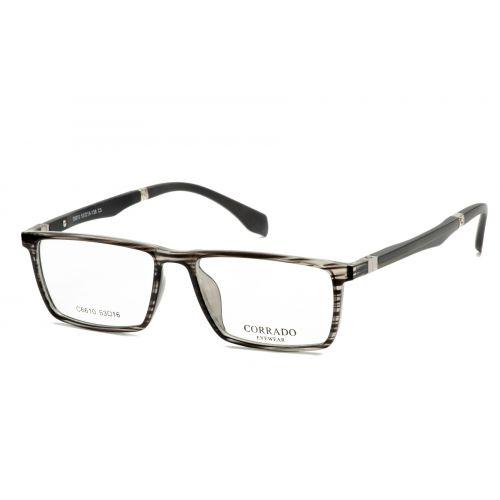 Ochelari de vedere Corrado barbat Dreptunghiulari C6610 C3